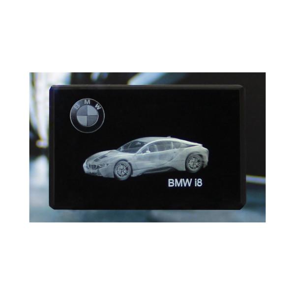 Premium 3D BBCrystal BMW i8