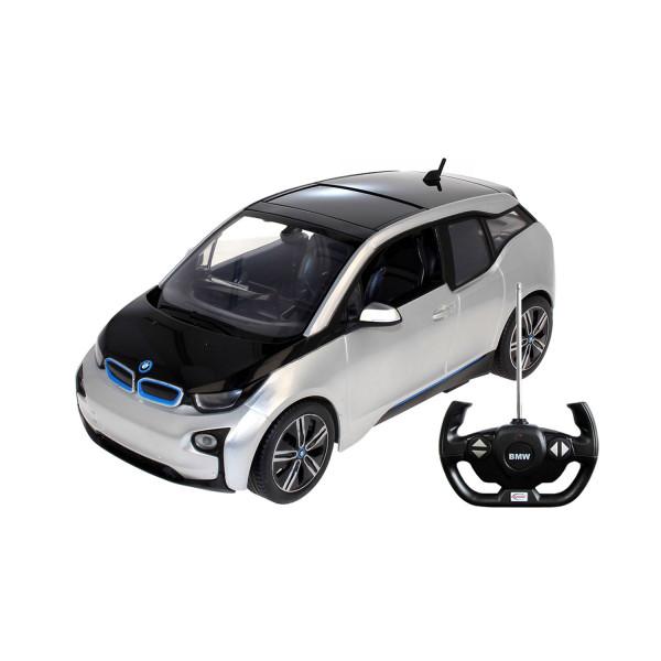 BMW i3 silber, 1:14 (27MHz)
