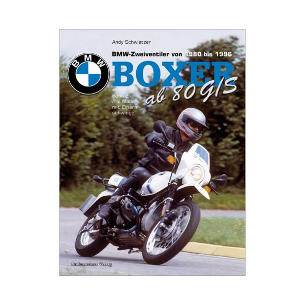 BMW Boxer 1980-1996 Band 2