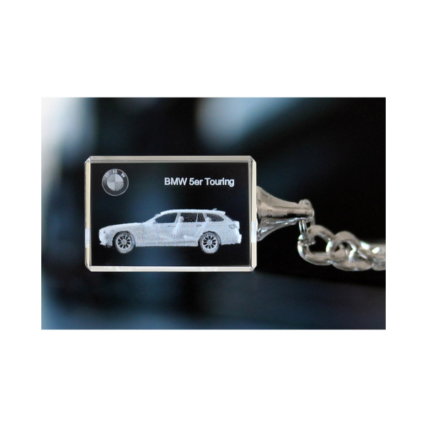 Standard 3D Keyring BMW 5er Touring