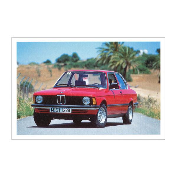 Postkarte BMW 315, 316, 318, 318i (1979-83)