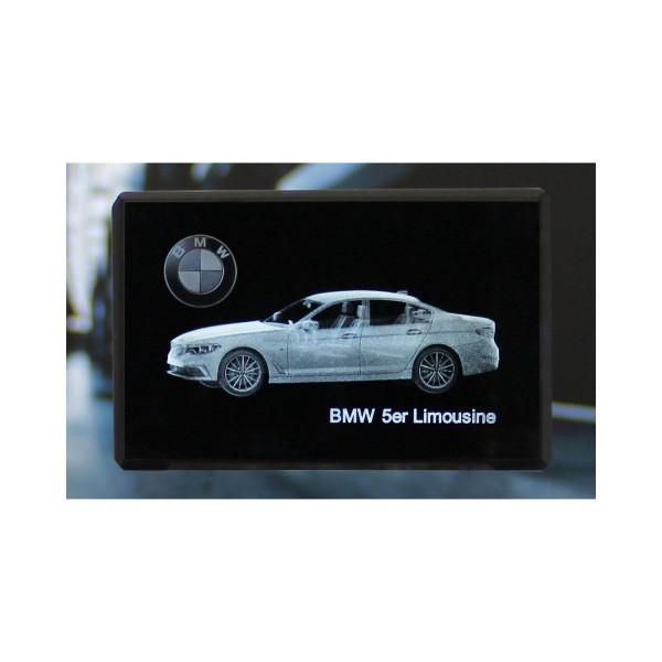 Premium 3D BBCrystal BMW 5er Limousine