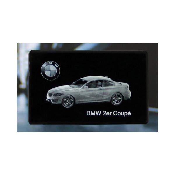 Premium 3D BBCrystal BMW 2er Coupe
