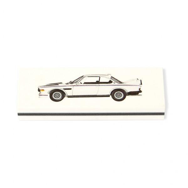 Radiergummi BMW Museum - BMW 3.0 CSL Hommage R