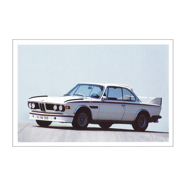 Postkarte BMW 3.0 CSL, 1973-1975