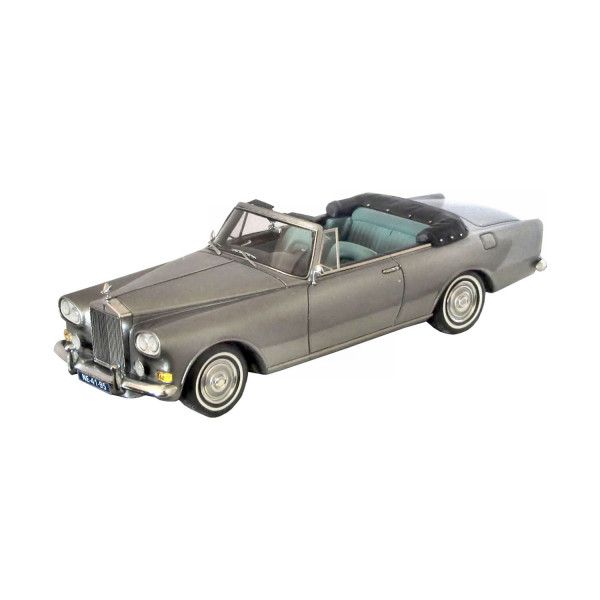 Rolls-Royce Silver Cloud III - grau metallic 1:43