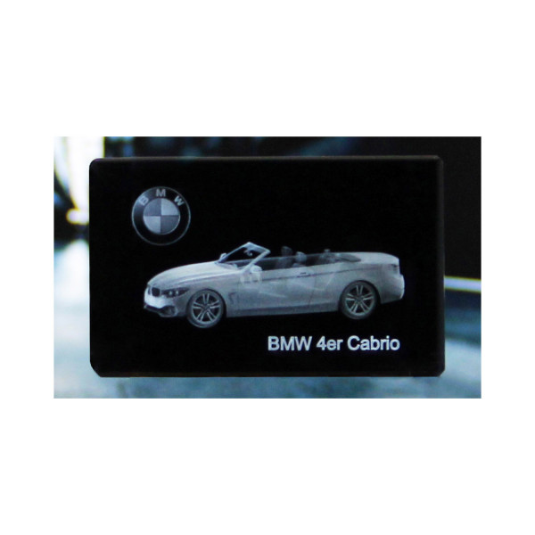 Premium 3D BBCrystal BMW 4er Cabrio