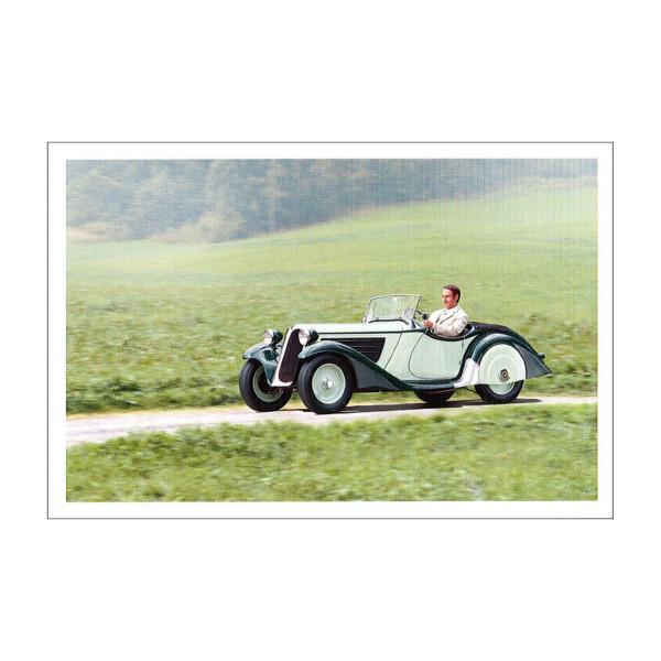 Postkarte BMW 319/1