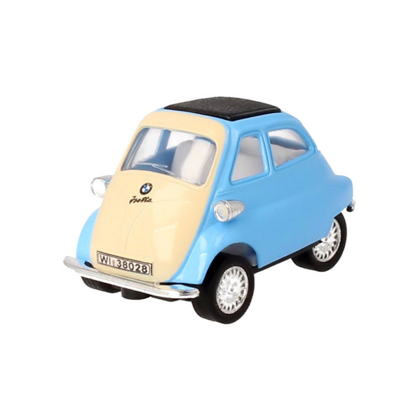 BMW Isetta Metall 1:38
