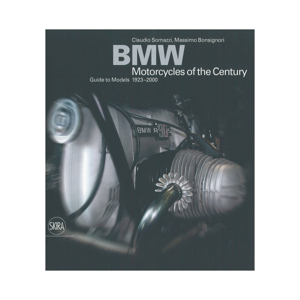 BMW Motorcycles of the Century (engl.)