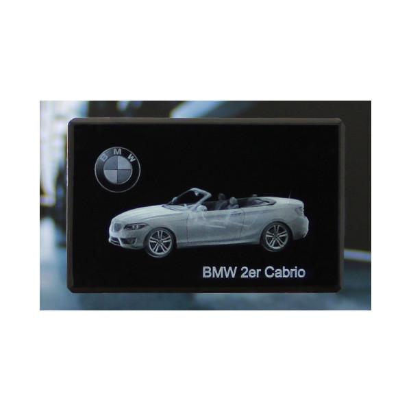 Premium 3D BBCrystal BMW 2er Cabrio