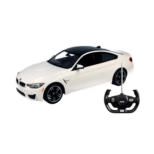 BMW M4 Coupe weiß, 1:14 (40 MHz)