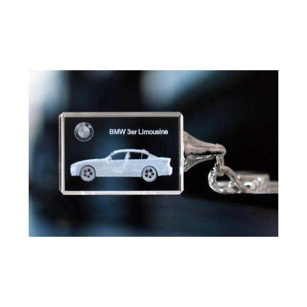 Standard 3D Keyring BMW 3er Limousine