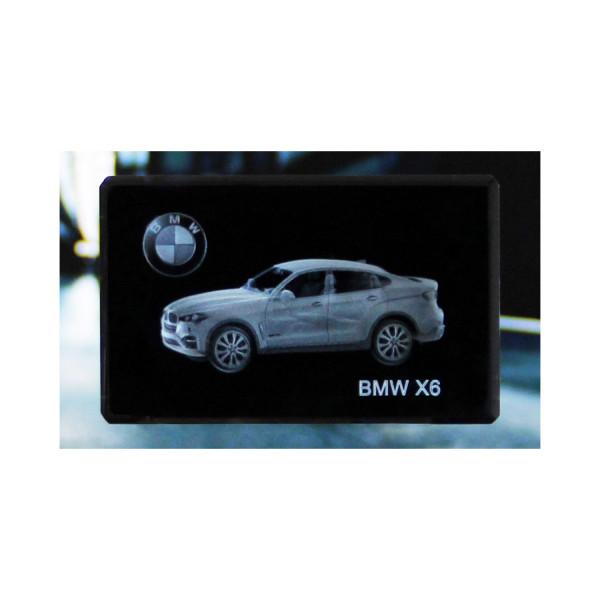 Premium 3D BBCrystal BMW X6