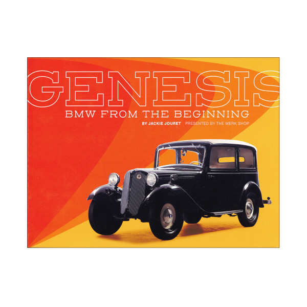Genesis - BMW from the Beginning (engl.)