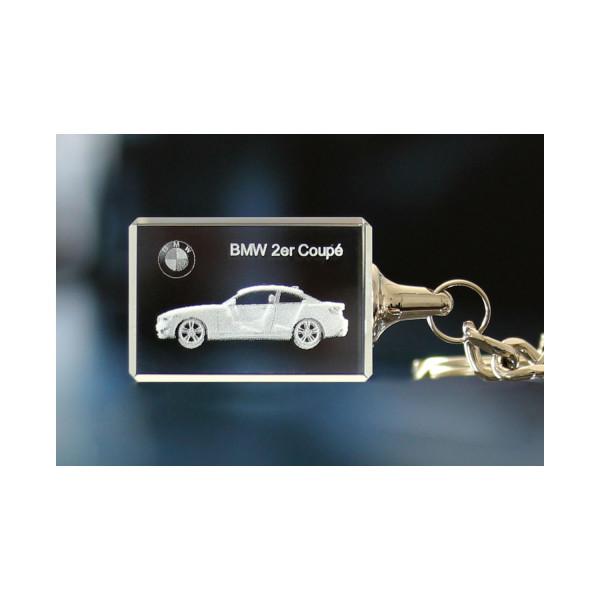 Standard 3D Keyring BMW 2er Coupe