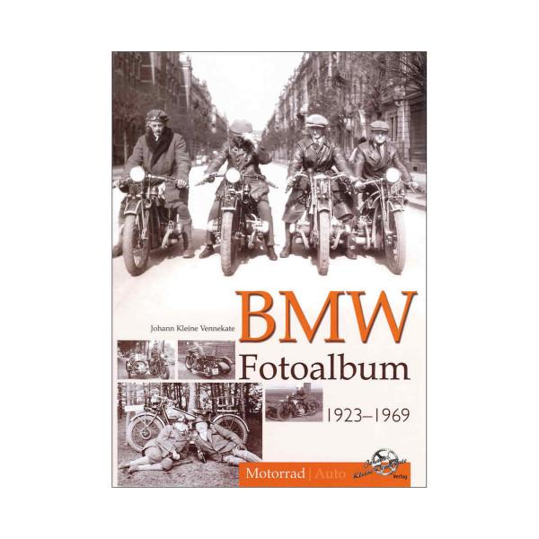 BMW Fotoalbum 1923 - 1969