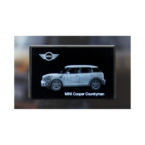 Premium 3D BBCrystal MINI Cooper Countryman
