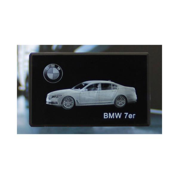 Premium 3D BBCrystal BMW 7er Limousine