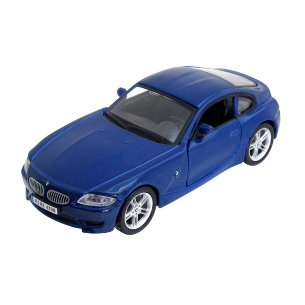 BMW Z4 M Coupe - blaumetallic 1:32