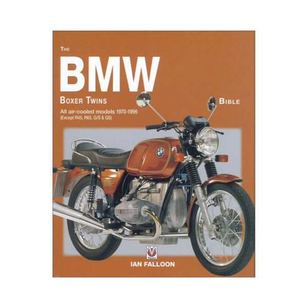 BMW BoxerTwins-All air-cooled models 1970-1996