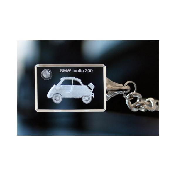 Standard 3D Keyring BMW Isetta 300