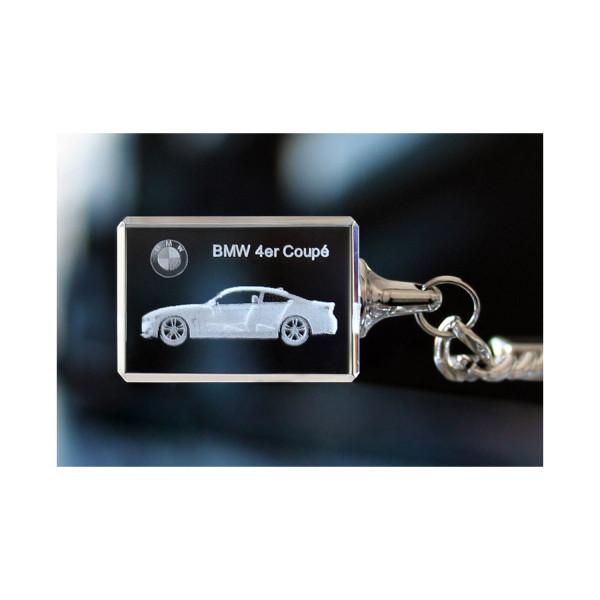 Standard 3D Keyring BMW 4er Coupe