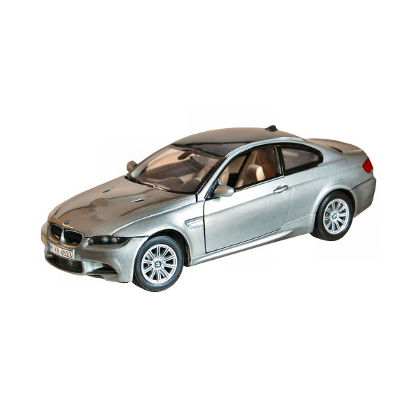BMW M3 Coupe - Grau 1:24