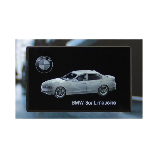 Premium 3D BBCrystal BMW 3er Limousine