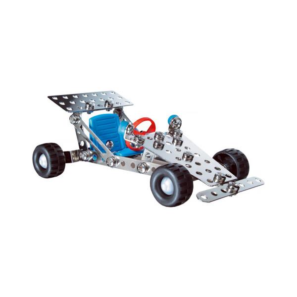 Metallbaukasten Rennwagen C62