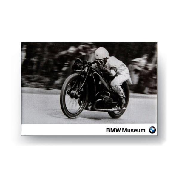 BMW Museum Magnetbild - Ernst Henne 1931