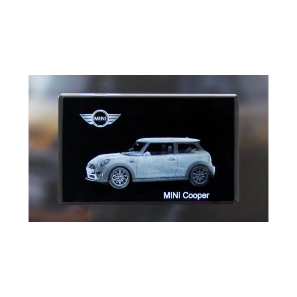 Premium 3D BBCrystal MINI Cooper 3-Türer