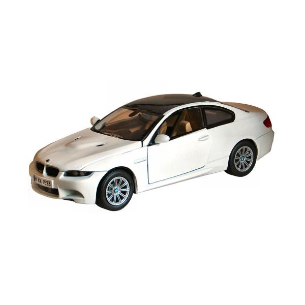BMW M3 Coupe - Alpinweiß 1:24