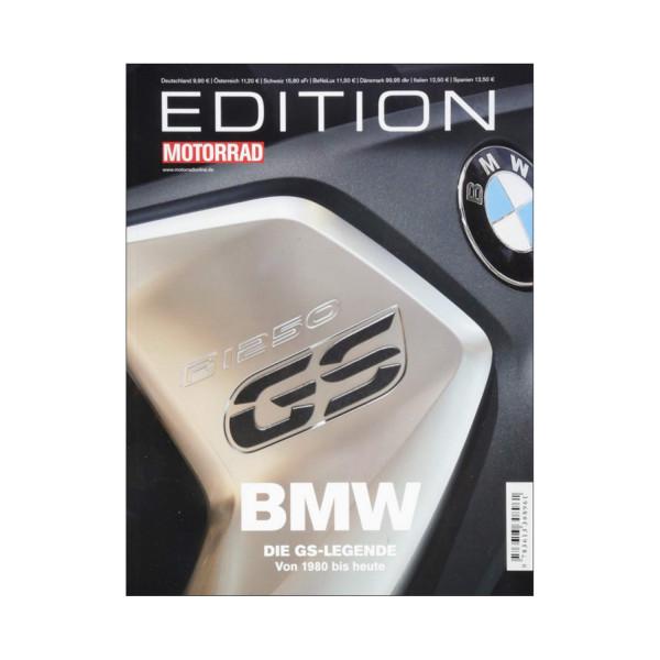 Edition Motorrad BMW - Die GS-Legende
