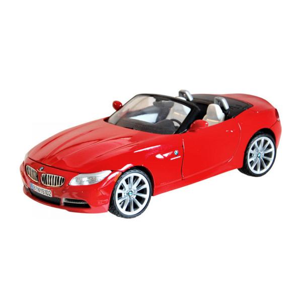 BMW Z4 - Rot 1:24