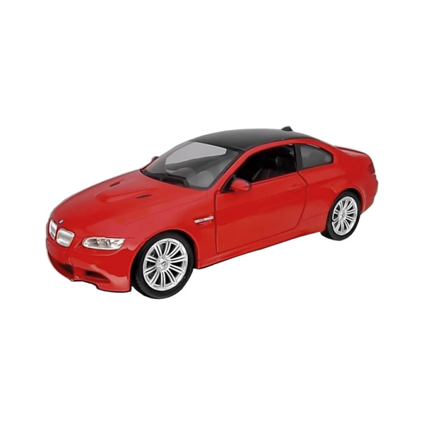 BMW M3 Coupe - 2008 - Rot 1:24