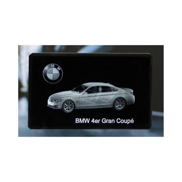 Premium 3D BBCrystal BMW 4er Gran Coupe