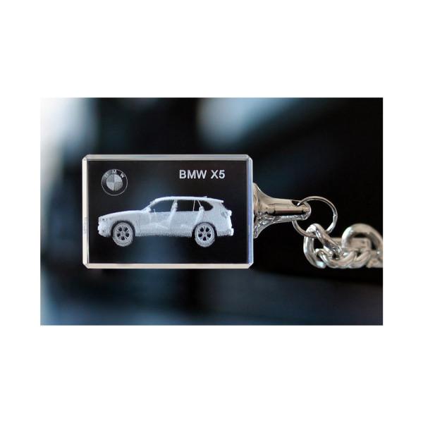 Standard 3D Keyring BMW X5