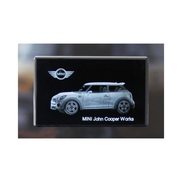 Premium 3D BBCrystal MINI John Cooper Works