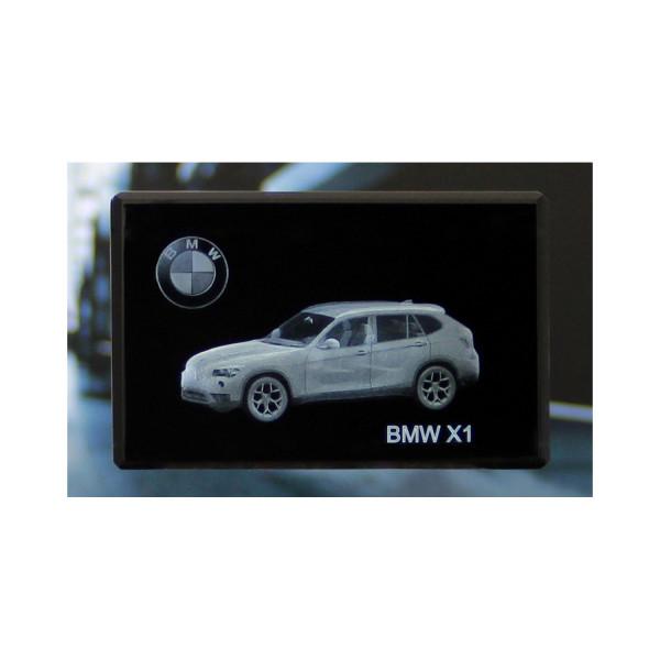 Premium 3D BBCrystal BMW X1