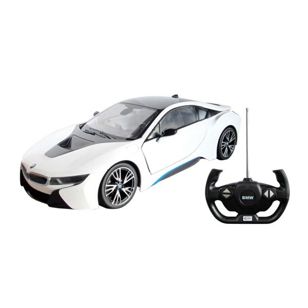 BMW i8 weiß 1:14 (27MHz)