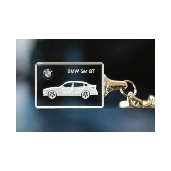 Standard 3D Keyring BMW 5er Gran Turismo