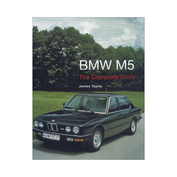 BMW M5 The Complete Story (engl.)