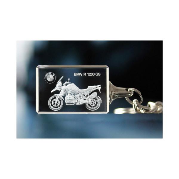 Standard 3D Keyring BMW Motorrad R 1200 GS