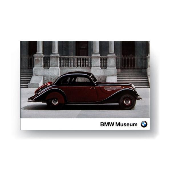 BMW Museum Magnetbild - 327/28 Coupé