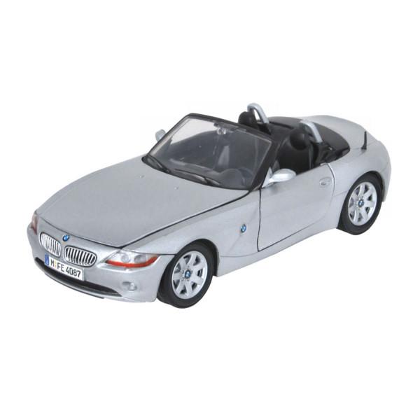 BMW Z4 - silber 1:24