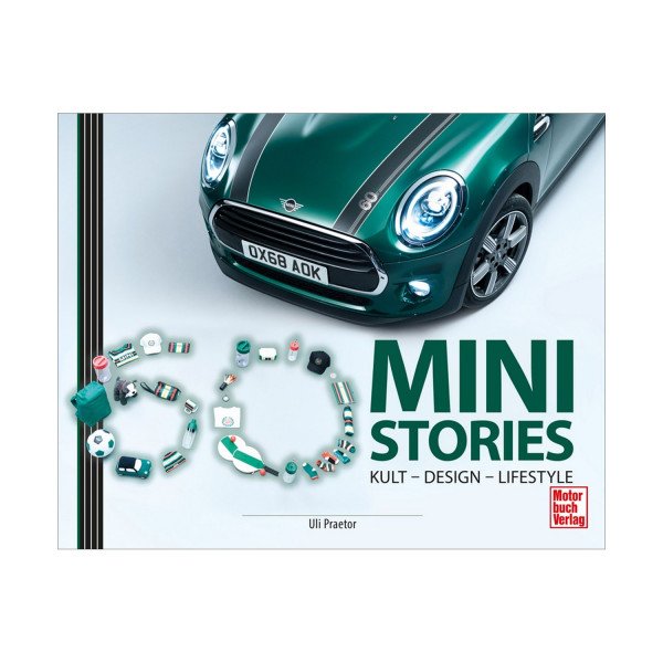 60 MINI Stories - Kult, Design, Lifestyle