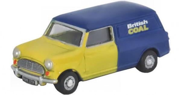 MINI Van British Coal, 1:76