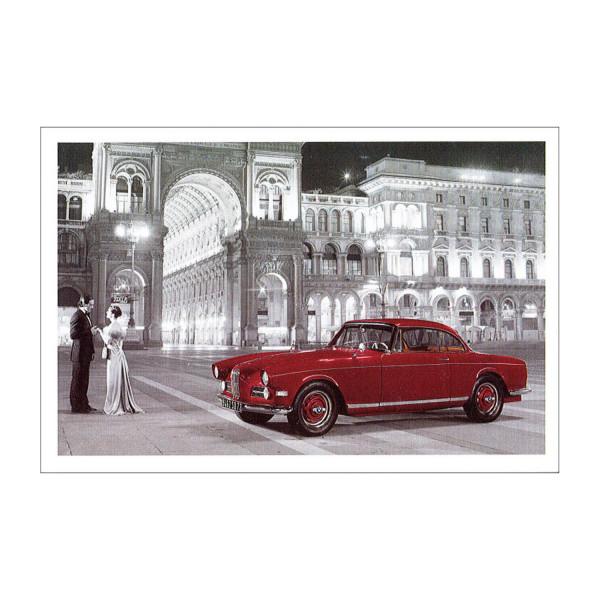 Postkarte BMW 503 Coupé