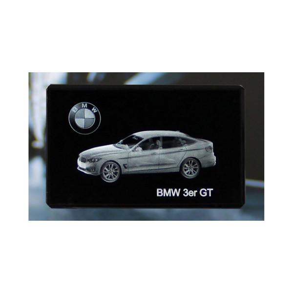 Premium 3D BBCrystal BMW 3er Gran Turismo